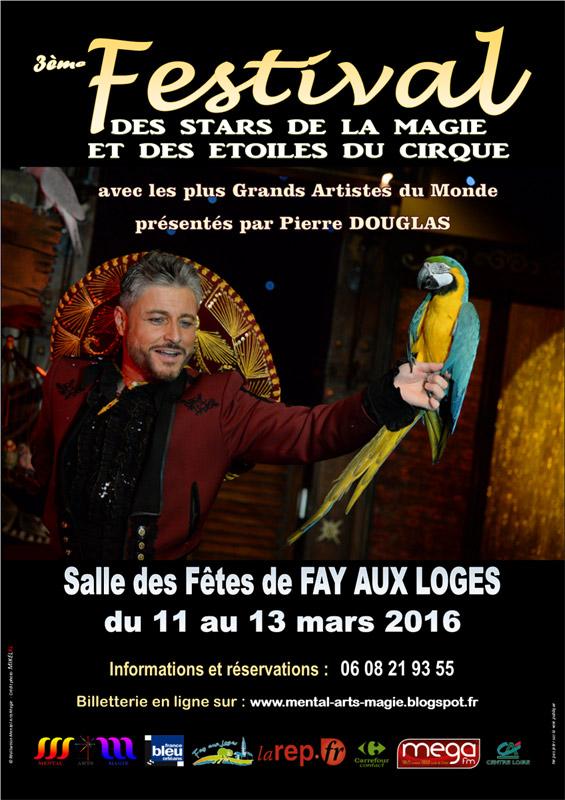 Festival 2016 - magie cirque