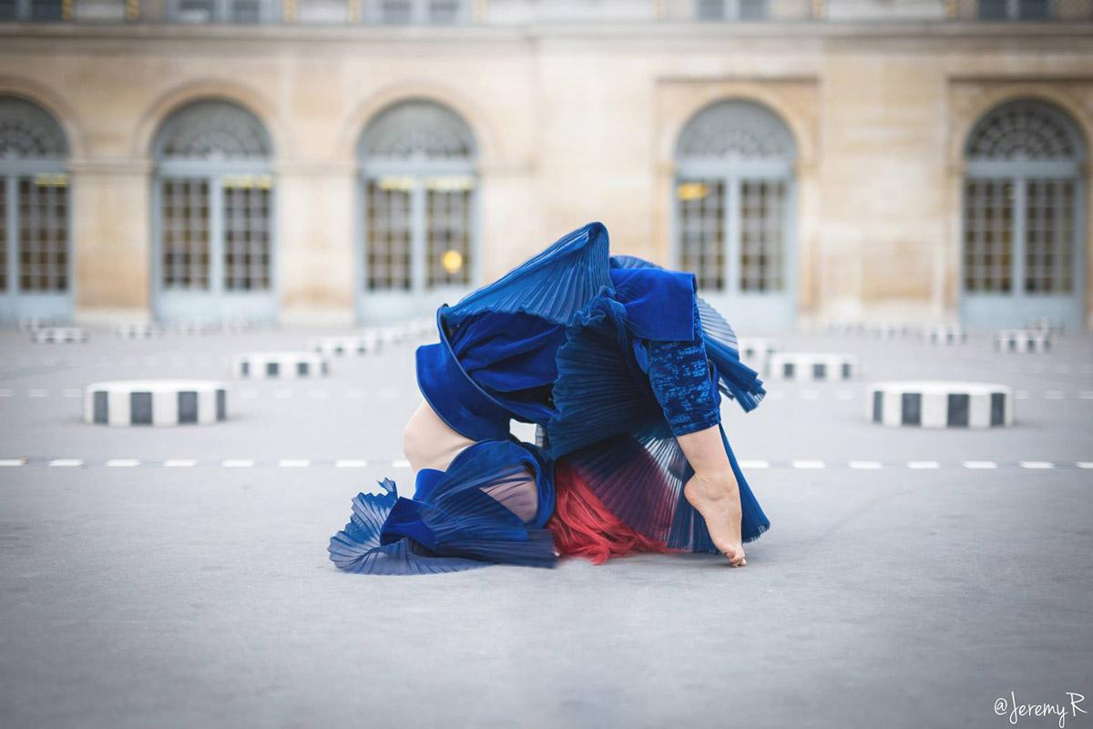 Stage contorsion et souplesse