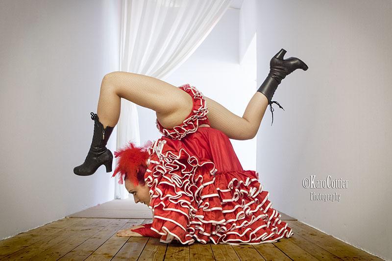 stage contorsion